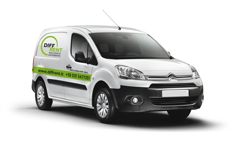 Citroen Berlingo 2 posti