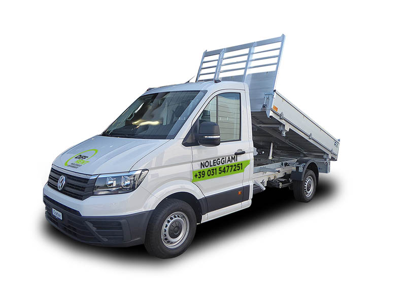 VW Crafter 2.0 Ribaltabile