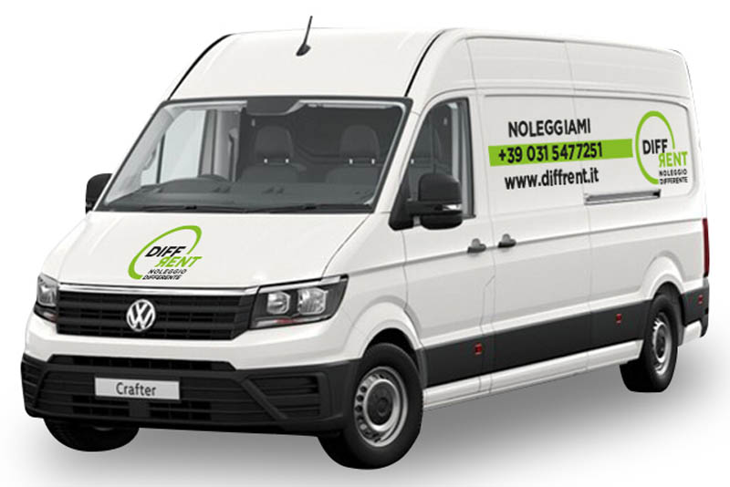 Vw Crafter 2.0 Passo lungo