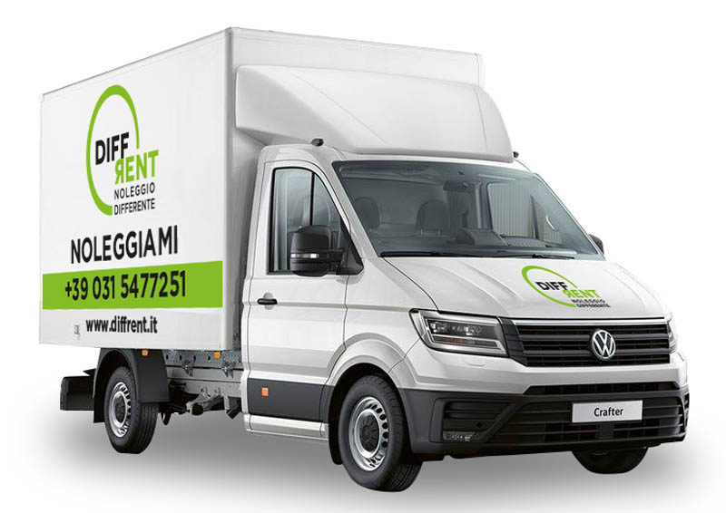 Vw Crafter 2.0 Box Centinato