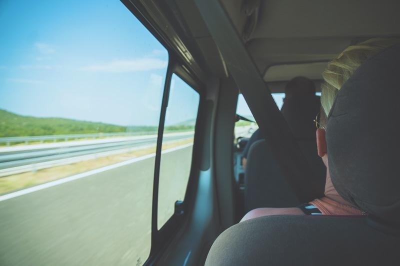 Noleggio furgoni trasporto persone